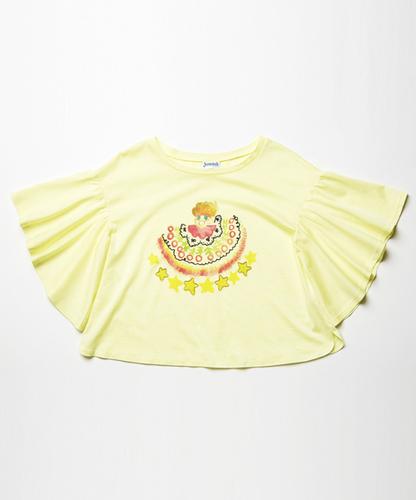 ホコモちゃんTシャツ【vestido】(ワンピース).jpg